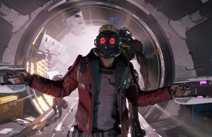 Guardians of the Galaxy game goes gold