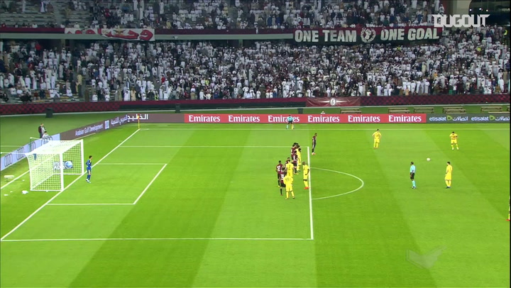 Fabio Lima's thunderous free-kick vs Al-Wahda
