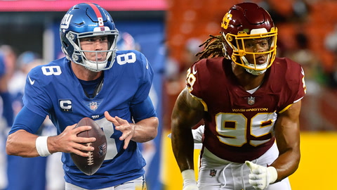 Previewing Giants' Week 2 matchup against Washington, who has the edge?