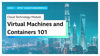 Chapter 1: VM and Containers 101