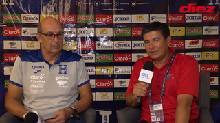 Miguel Falero sobre la Selección de Honduras: