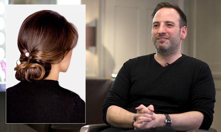 Entramos en la misma peluquería que Meghan Markle para imaginarnos su peinado