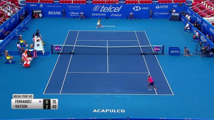 Watson Wins In Mexico