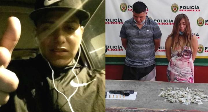 'Plomo Plomo': Los antecedentes del sujeto detenido junto a 'La Protagonista' Gianella Ydoña