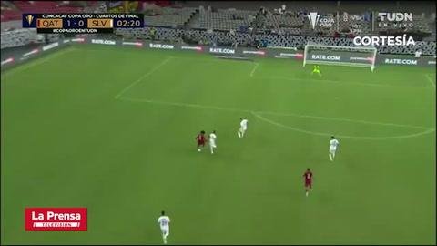 Qatar 3-2 El Salvador  (Copa Oro 2021)