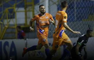 Así juega el hondureño Arnold Meléndez, nuevo fichaje de Jocoro FC de El Salvador