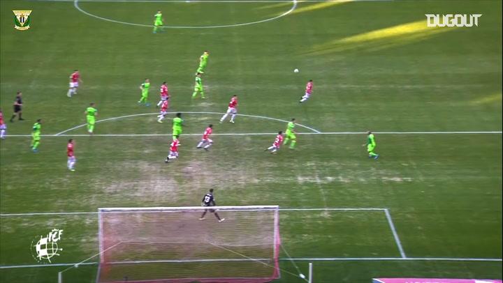 Martin Braithwaite scores two past Real Murcia