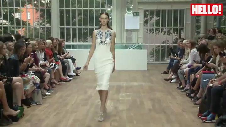 Watch the Julien Macdonald London Fashion Week show!