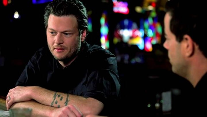 Shows: Carson Daly: Blake Shelton Talks About His Gamble With 'The Voice'