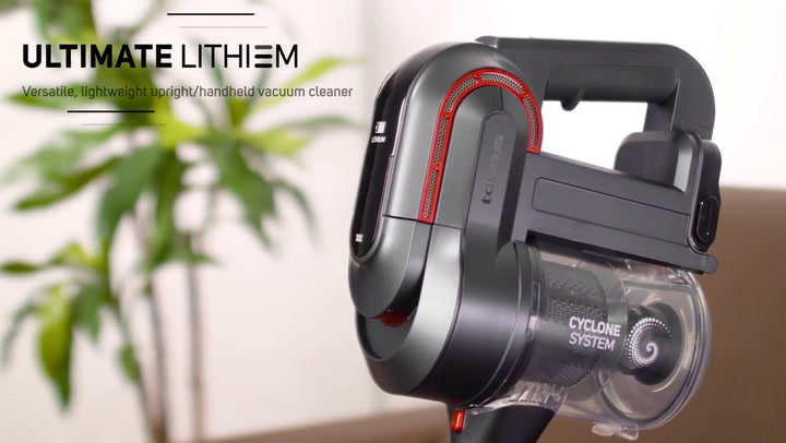 Preview image of Taurus Ultimate Lithium 800w Upright Cordless Vacu video