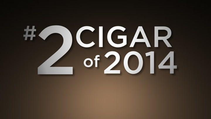 No. 2 Cigar of 2014