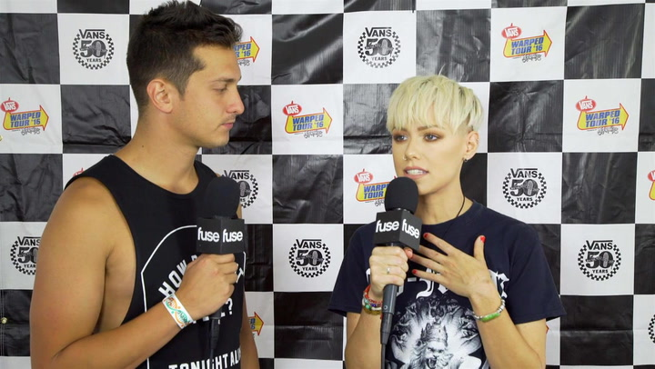 Tonight Alive On What Makes Warped Tour So Special