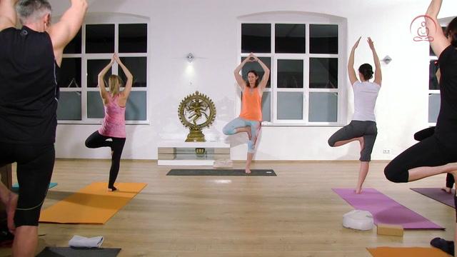 Klarer Geist durch Yoga