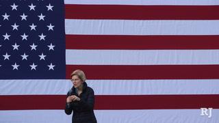 Sen. Warren, 2020 presidential candidate, visits Nevada
