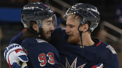 Will Rangers blowout win over Flyers be start of a run for New York?