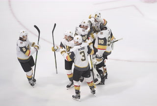 Golden Knights take top seed – VIDEO