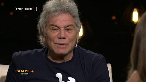 Beto Casella lloró al recordar a su madre, en el nuevo programa de Pampita