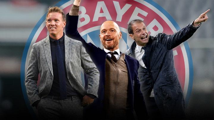Flick Nachfolge: Diese 3 Trainer hat der FC Bayern auf dem Zettel