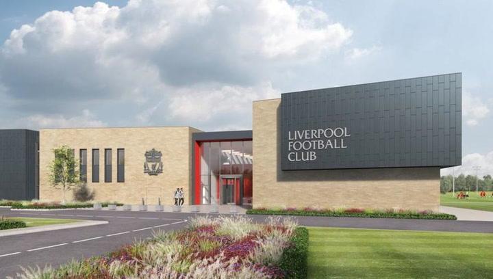 Klopp diseña la nueva 'casa' del Liverpool