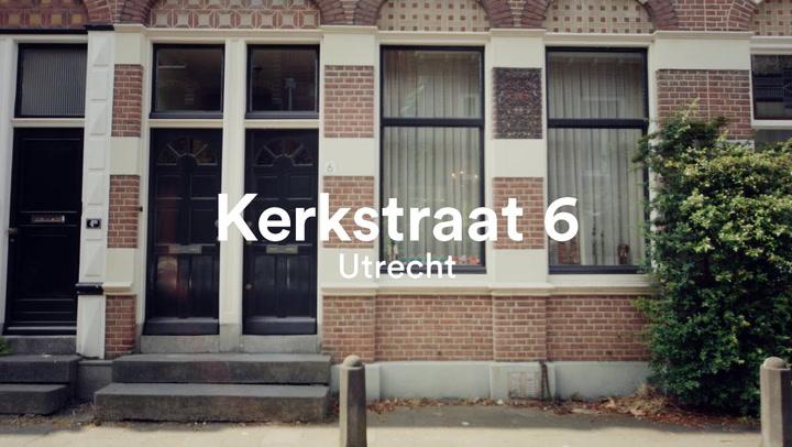 Kerkstraat 6 in Utrecht: Binnenkijken bij Yoshi