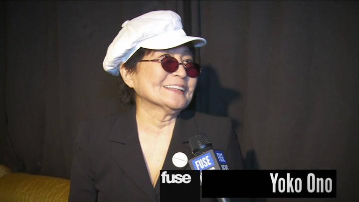 Yoko Ono's Imagine There's No Hunger