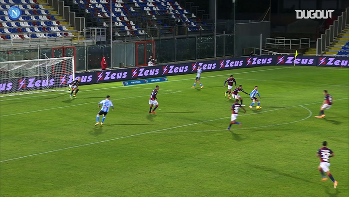 All Demme's goals and assists in the Serie A 20-21
