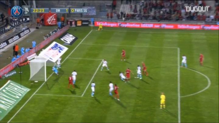 Incredible Goals: Ibrahimović Vs Marseille