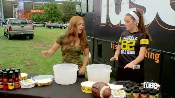 Spice Up Your Wings - No. 1 Countdown: Tailgating