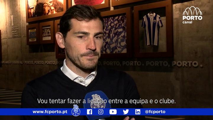 Casillas no jugará la próxima temporada y pasa al staff directivo de Oporto