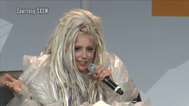 Festivals: SXSW 2014: Lady Gaga Interview 5
