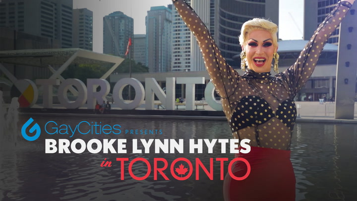 Brooke Lynn Hytes: Toronto