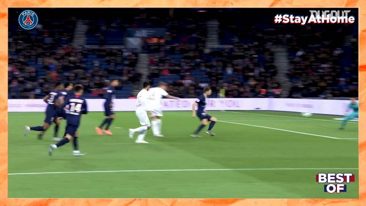 Keylor Navas' best saves with Paris Saint-Germain so far