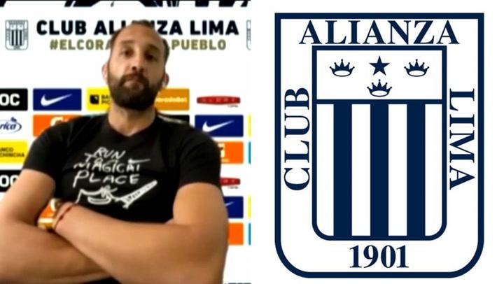 Alianza Lima: Hernán Barcos habla de sus desafíos en el fútbol peruano