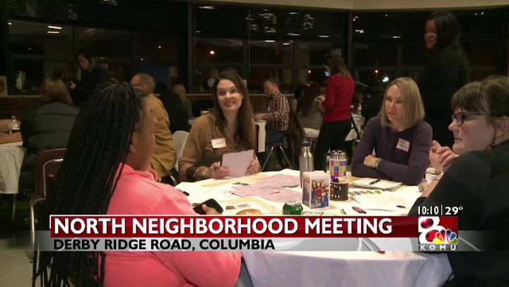 Columbia North Neighborhood meeting gives residents a voice