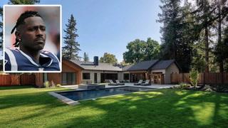 Antonio Brown's Pennsylvania Home Has One Amazing Treehouse