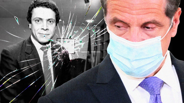 The rise and fall of New York Gov. Andrew Cuomo