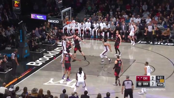 Kyrie Irving (Nets), el más destacado de la jornada de la NBA del 31 de enero 2020