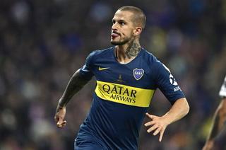 ¡Golazo de Benedetto para poner a ganar a Boca ante River!