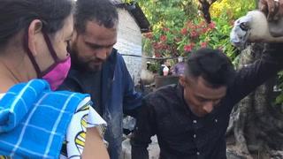 Muertos y desaparecidos por deslave en El Salvador