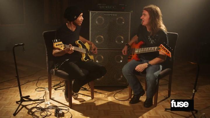 Megadeth's David Ellefson and King's X's Dug Pinnick Part 1