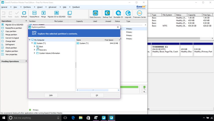 Windows 10's hidden hard drive partitions: How to find them