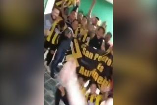 ¡Locura! Así festejó Real España su pase a semifinales en el camerino del Yankel