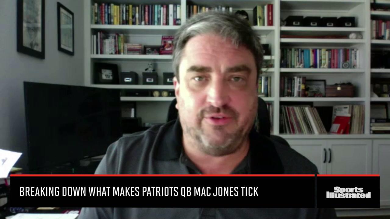 The mental makeup of Patriots quarterback Mac Jones