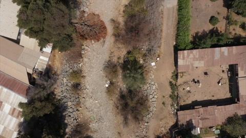 Con ríos secos y embalses vacíos, Chile sufre sequía histórica en plena crisis por COVID-19