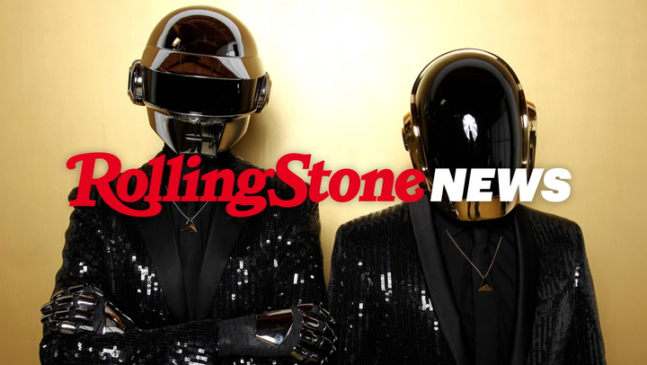 Daft Punk Break Up   RS News 2/23/21