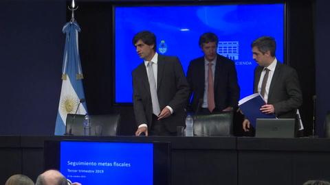 Ministro recomienda una renegociación