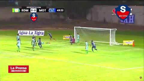 Real de MInas 0 - 2 Motagua (Torneo Apertura 2020)