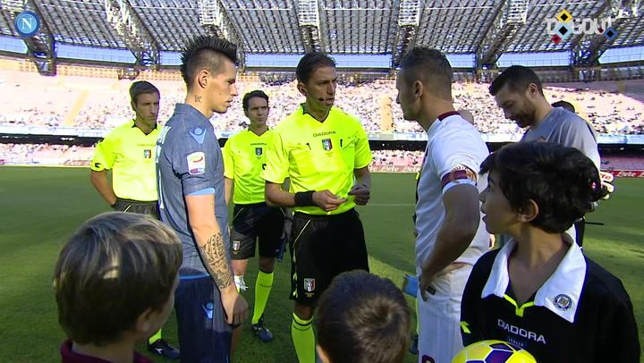 Napoli triumph 2-0 vs Roma