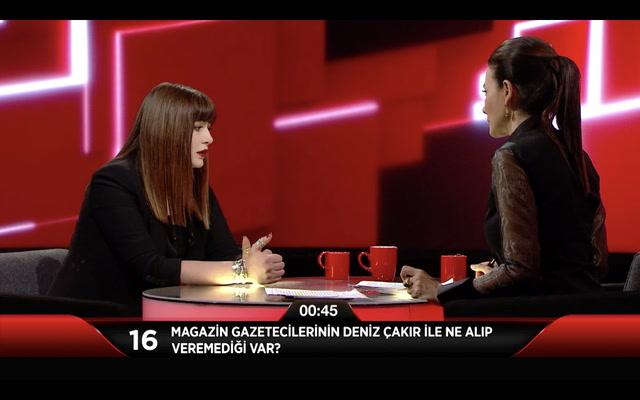 Jülide Ateş ile 40 - Magazinciler Deniz Çakır'dan ne istiyor?