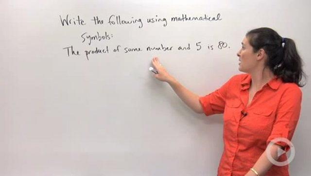 Defining Variables - Problem 3